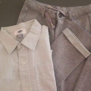 Cat&Jack pant&shirt